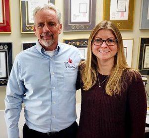 Team Weir News: Team Weir Welcomes Erin Alexander
