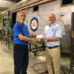 Team Weir Supports The Lancaster Restoration Project