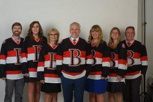 Team Weir Giveaway: Belleville Senators Tickets