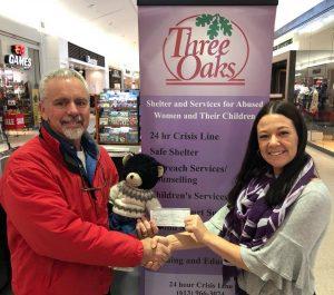Team Weir Supports Three Oaks Foundation